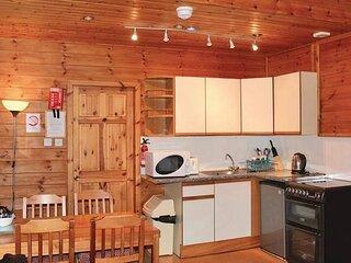 Woodland Hazel Lodge by Killin, Loch Tay
