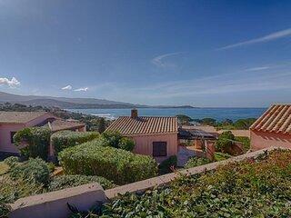 PORTICCIO-Tres belle villa dans une residence avec piscine V-LES COUCHANTS