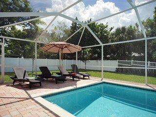 Villa Sun Dorado, Cape Coral - Pool & Gulf Access