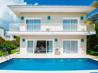 Privado Villa Fortuna Iberostar Bavaro Beach Club)