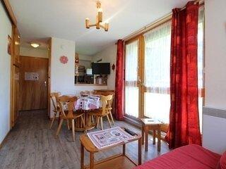 PPA004 Appartement 4 pers - Residence au pied des pistes avec vue sur pistes