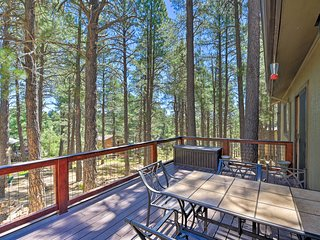 Scenic Flagstaff House - 10 Mins to Downtown!