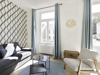 L'Ekrin des Bains N°2 - appartement renove a La Bourboule