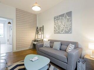 Arlequin, bel appartement hyper centre Rennes