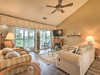 NEW! Condo w/Golf Course View, 8Mi to Myrtle Beach