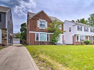 NEW! Shaker Heights Home: Walk to Food, Bars, etc!