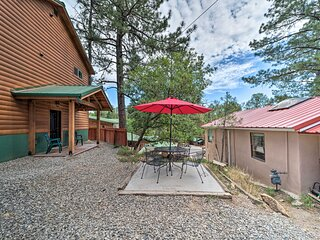 NEW! MidTown View in the Heart of Historic Ruidoso
