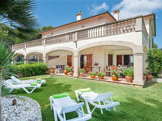 CHILLLIFE - Chalet for 9 people in Puerto de Alcudia