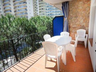 Apartment in Platja d'Aro 2nd line of sea with terrace & parking - MARDOR-II XIV