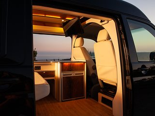 Alquiler Camper Madrir / Rent a Camper Van Spain