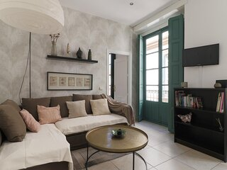 Cosy Getaway in the Historical Center of Malaga (C32)