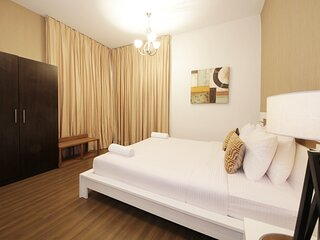 SKYNEST HOMES- DELUXE SEA VIEW ROOM WITH ATTACHED BATH DUBAI MARINA