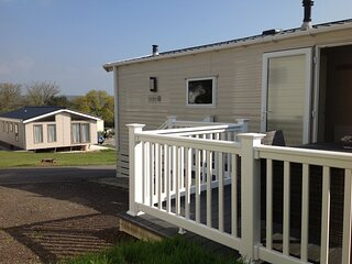 Family Haven at Carnmoggas Holiday Park near St Austell, Mevagissey and Pentewan
