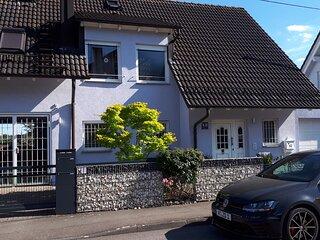 'Villa Moritz' - zentral, günstig, Nähe Messe Stuttgart/FH Stuttgart