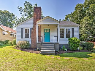 Luxe Updated Greenville Home w/Yard Near Downtown!