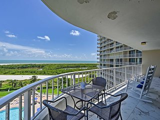 Resort Condo with Balcony & Stunning Ocean Views!