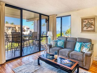 Rare single-story Kam Sands 2B, Nicely Updated with Great Ocean Views