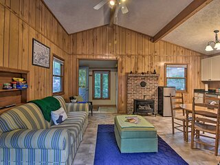 NEW! Linville Land Cabin w/ Community Amenities!