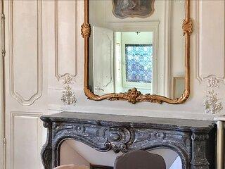 Appartement dans le château de Poitiers centre historique