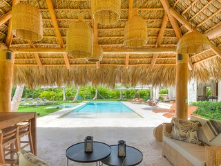 New Villa in Puntacana Resort & Club with Jacuzzi and Heated Pool
