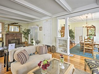 NEW! Historic Family Lodge in Watkins Glen Village