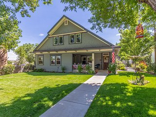 NEW! Historic Prescott Home w/ Yard: Walk Downtown