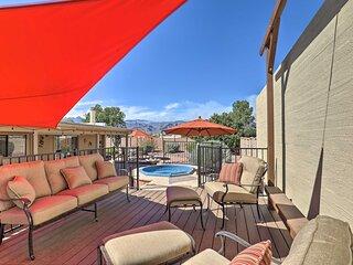 NEW! Tucson Escape w/ Patio, Yard + Community Pool