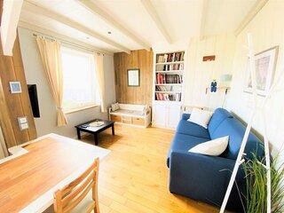 Bel appartement au centre-ville de PERROS-GUIREC avec WIFI gratuit