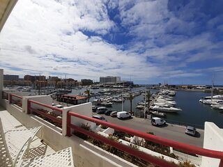 SV31 - Marvellous ONE bedroom apartment with the best view to Vilamoura marina
