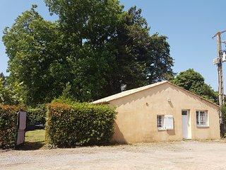 Location saisonniere maison de 50m2 avec jardin et terrasse