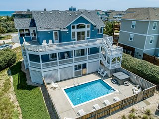 Here Comes the Sun | 370 ft from the beach | Private Pool, Hot Tub | Corolla