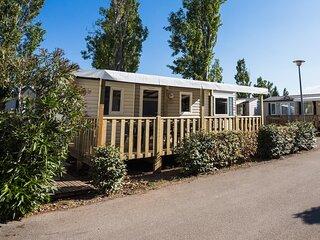Mobil-home Cosy+(Clim, TV, Lave-vaisselle..) Camping L'Europe 4* Vic-la-Gardiole