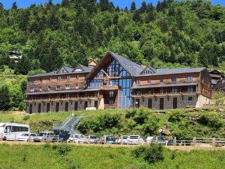 Appartement 04 personnes aux pieds des pistes, Ariège