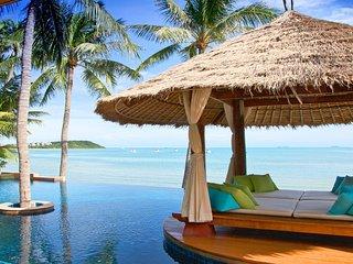 SPECIAL OFFER | Upni Duniya Lavish Beachfront Villa w/ Gym, Cinema, Jacuzzi