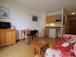 Appartement - 1 piece - 2 personnes - Puy Saint Vincent 1800