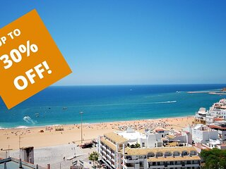 UP TO 30% OFF! MONACO Apt w/ sea views,pool,short walk to old town,AC,Wi-Fi