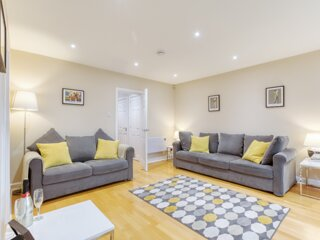 Strathallan - Luxury 3 bedroom Apartment, Gleneagles - Sleeps 6