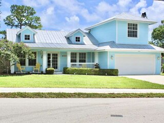 NEWLY LISTED The Manatee Pocket House, in Fisherman's Paradise of Historic Port