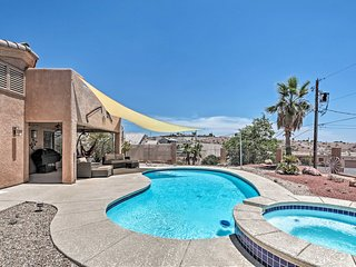 NEW! Oasis-Like Home in Lake Havasu w/ Mtn Views!