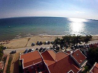 Chalkidiki Dafni Studio-Beachfront Comfy Haven