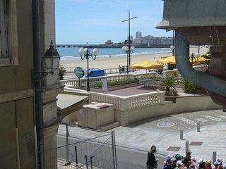 Location studio a 2 pas de la plage.