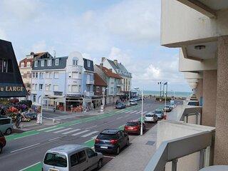 FORT MAHON PLAGE : Proche Plage - Appartement 2 Chambres avec balcon.