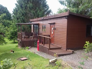 Woodpecker Lodge Pondfauld Holidays