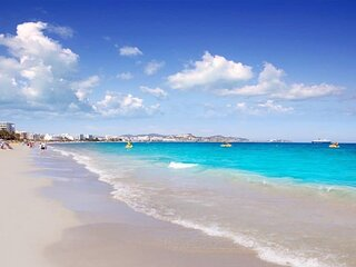 IBIZA Playa Bossa - Ocean Front