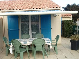 RESIDENCE LE GRAND LARGE - PISCINE ext. CHAUFFEE ET TENNIS COLLECTIFS - 300M DE