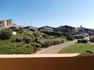 BOURDILLE 780 -vue sur les jardins et la dune