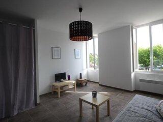 Studio entièrement neuf proche du centre ville de Port-Vendres