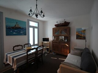 Appartement type 3 au ceour de PORT-VENDRES