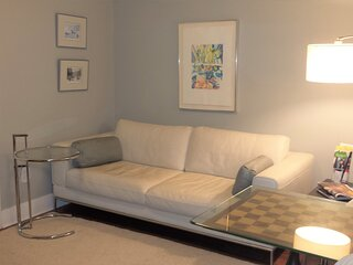 Cute n Cozy, perfect for the single traveller or a couple, near the Seabus