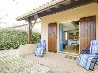 Maison mitoyenne 6/8 personnes - residence Les Cottages 1- proche plages